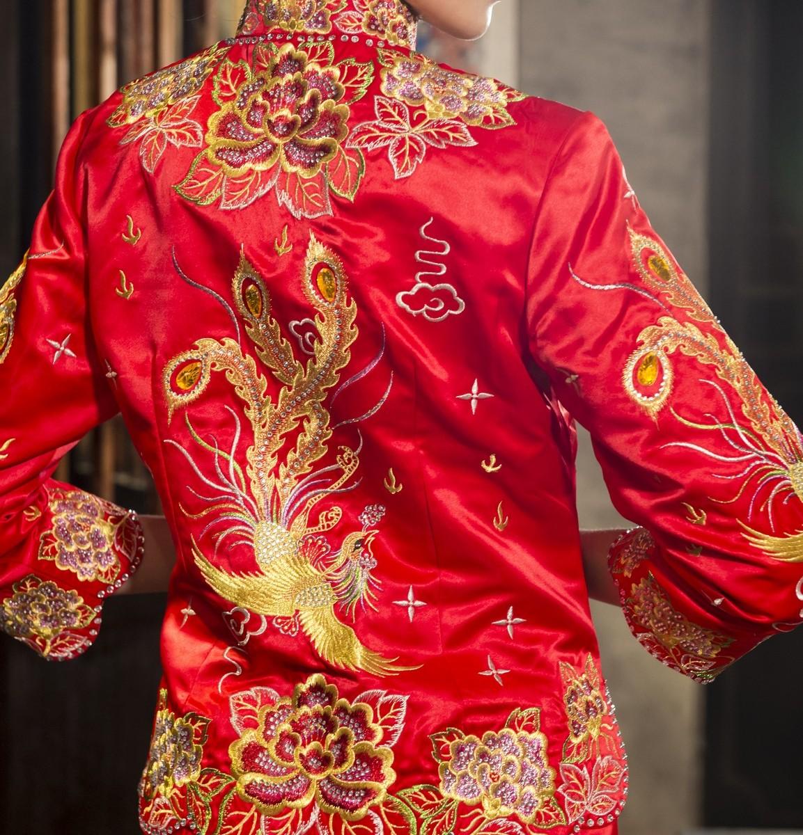 中式婚紗禮服 推薦